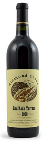 Diamond Creek Cabernet Sauvignon Red Rock Terrace